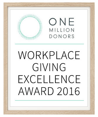 stewart house awards workplace giving