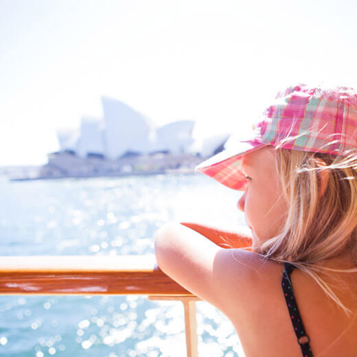 boxing day sydney harbour