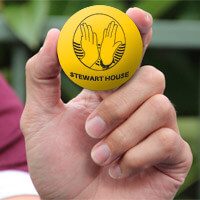 stewart house bouncy ball