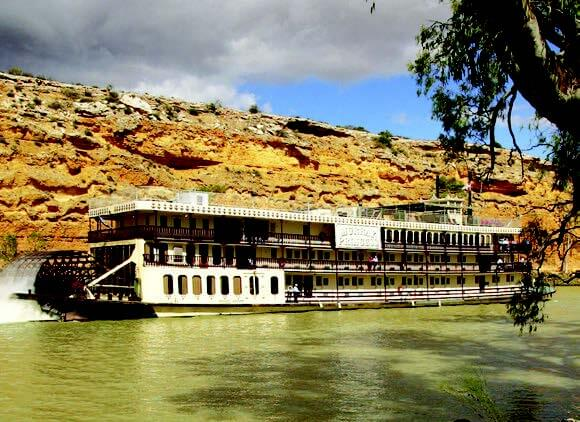 Murray River Cruise 2nd Prize 2019