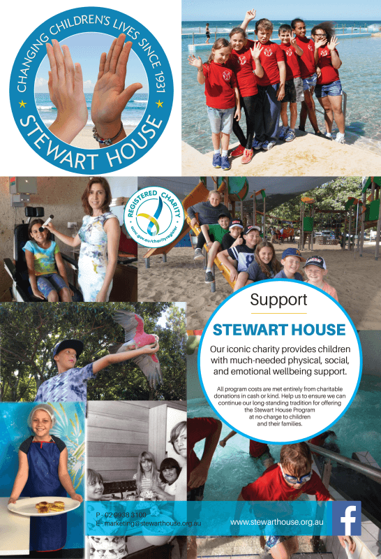 Click to Download A3 Poster - Support Stewart House
